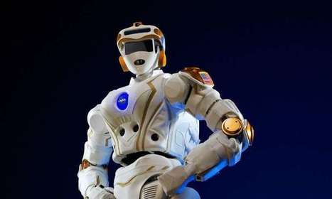 NASA counting on humanoid robots in deep space exploration | Intelligent Automation | Scoop.it