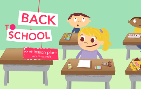 Go Back To School With Free Storypanda Books And Lesson Plans | Primary School eLearning | Scoop.it