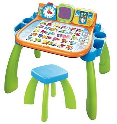 Kids Would Love The VTech Touch and Learn Activity Desk | The Most Wanted Toys | Scoop.it