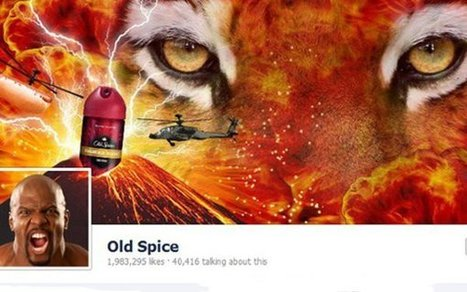 10 Innovative Uses of Facebook Timeline for Brands | Everything from Social Media to F1 to Photography to Anything Interesting | Scoop.it