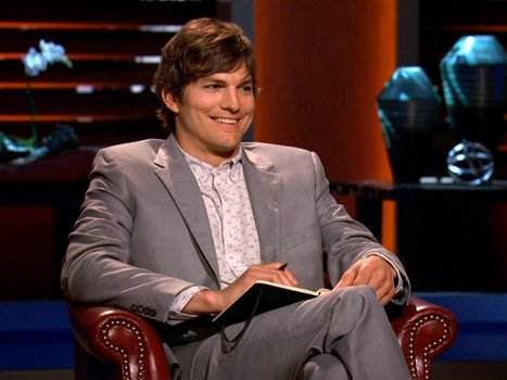 Ashton Kutcher explains his 3 rules of investing - Business Insider | Pitch it! | Scoop.it