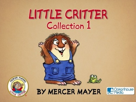 Put 10 Little Critter Stories on YOUR iPad! + GIVEAWAY! | ipadseducation | Scoop.it