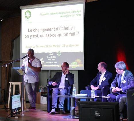 Grande distribution et filière bio cherchent à s'entendre - Campagnesetenvironnement.fr | Arboriculture: quoi de neuf? | Scoop.it