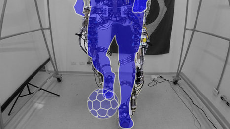 The cyborg era begins next week at the World Cup | Artificial Intelligence | Scoop.it