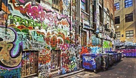 EN IMAGES. Dix villes pour les adeptes du street art - L'Express | Les bons plans de Princess Zaza | Scoop.it