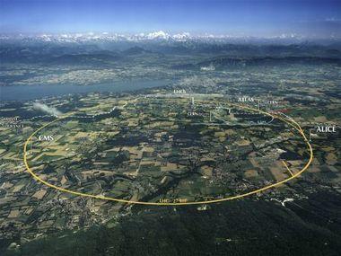 Le CERN publie des photos sous licence Creative Commons By-Sa - Framablog   patrimoines et numérique   Scoop.it