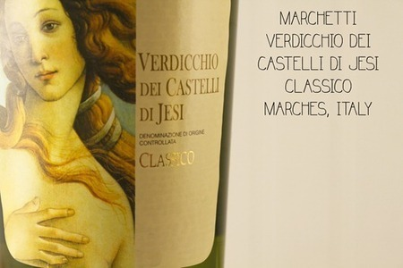 Marchetti Verdicchio Dei Castelli Di Jesi Classico, Marches, Italy | Wines and People | Scoop.it