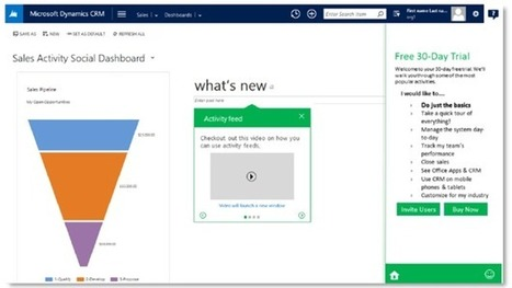 Microsoft Dynamics CRM 2016 is Coming - Get a First Look | Microsoft Dynamics CRM | Scoop.it