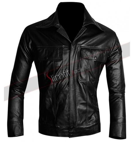 The King Of Rock Black Elvis Presley Jacket | Motorcycle Leather Jackets For Men and Women | Scoop.it