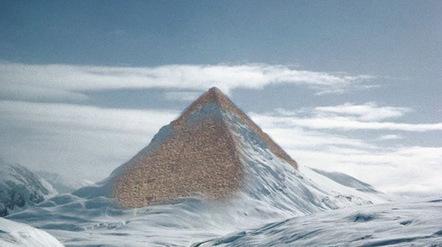 Antarctique: Les glaciers fondent, les pyramides apparaissent - Wikistrike | Détective de l'étrange | Scoop.it