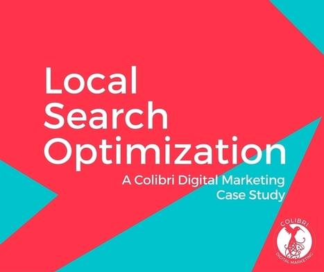 Local Search Optimization: A Case Study | Digital Marketing | Scoop.it