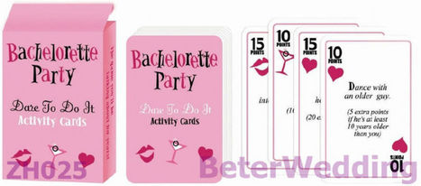 Free Shipping 18set Bachelorette party supplies ZH025 | Wedding Gifts | Scoop.it