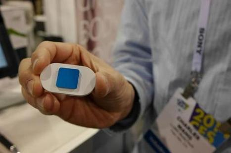 Lumo Lift: Wearable Gadget Buzzes When You're Not Sitting Up Straight - TIME | quantified self and lifelogging | Scoop.it