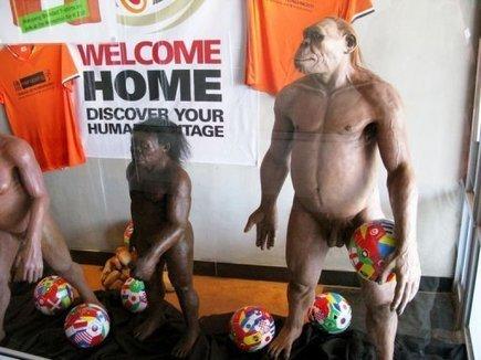 El ser humano se volvió bípedo por rocas escarpadas de África - Informe21.com (Sátira) | Evolucion | Scoop.it