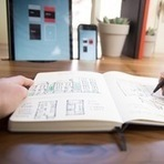 Weekly Innovation: Paper Notebooks That Become Digital Files | The Writing Life | Scoop.it