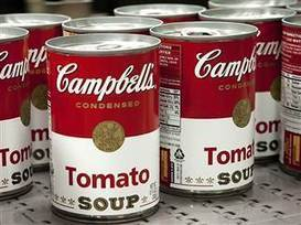 Kicking the can: Campbell's hit by fresh food shift - NBC News.com | Kickin' Kickers | Scoop.it