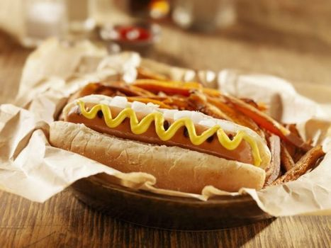 Your Vegetarian Hot Dog May Contain Meat ... and Human DNA | UnSpy - For Liberty! | Scoop.it