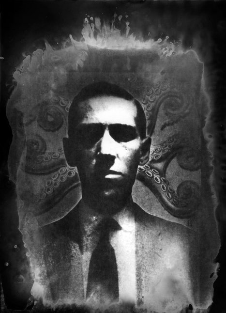 Lovecraft's Cthulhu and the Great Old Ones: Fact, Fiction or Foretold in the Necronomicon? | Gothic Literature | Scoop.it