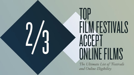 The Essential List of Festivals and Online Eligibility | Short of the Week | Documentary Landscapes | Scoop.it