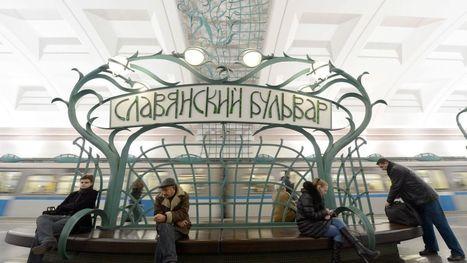 Le mythique métro de Moscou fête ses 80 ans | Merveilles - Marvels | Scoop.it