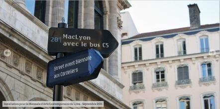 Mac 4 Ever : Vos tweets apparaitront bientôt sur des panneaux en plein centre ville | #VilleNumérique | Scoop.it