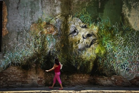 Enormous Street Art Portraits in Cuba | 'THE ARTS' | Scoop.it