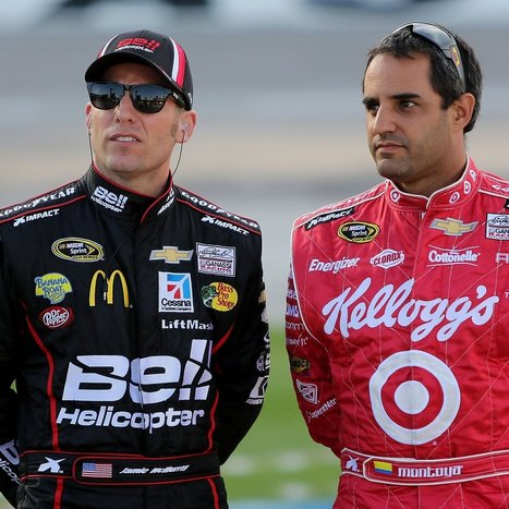 5 Sprint Cup Series Drivers Who Will Win by Season's End - Bleacher Report | NASCAR News | Scoop.it