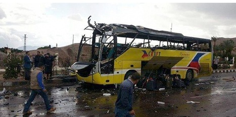 Explosion : la police égyptienne soupçonne un kamikaze | Égypt-actus | Scoop.it