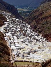 The Ancient Salt Ponds of Maras, Peru | Teacher Tools and Tips | Scoop.it