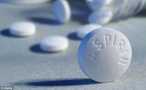 Aspirin may help you fight cancer, new research suggests | Kickin' Kickers | Scoop.it