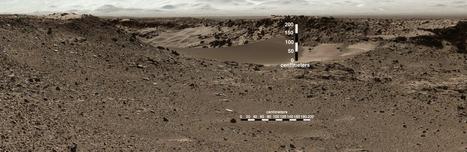 Curiosity Update: NASA Mulls Sending The Rover Over A Sand Dune - NPR (blog) | OntarioStargazing Astro Highlights | Scoop.it