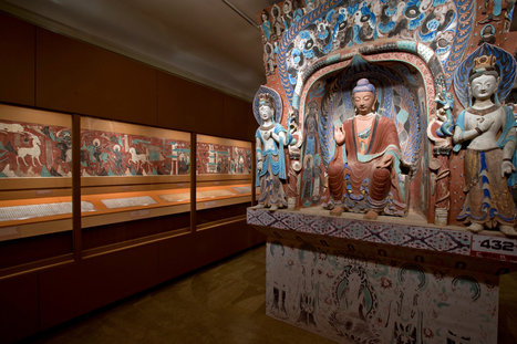 'Dunhuang': 'Buddhist Art at the Gateway of the Silk Road' - New York Times   Ancient Origins of Science   Scoop.it