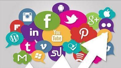 De nouveaux chiffres clés à connaître sur les médias sociaux | L'Ecole du Futur, Aujourd'hui | Scoop.it