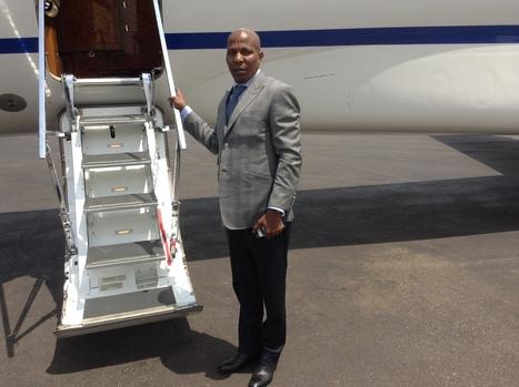 Le CEO de Lobbyist République en partance pour Luanda et Johannesburg avec le groupe De Beers | Les news de Kimberley Bank | Scoop.it