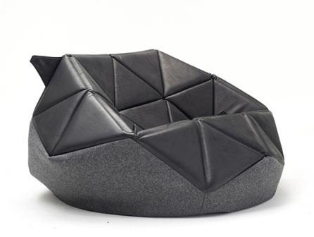 Marie Beanbag by Antoinette Bader | Design Furniture Trends | Scoop.it