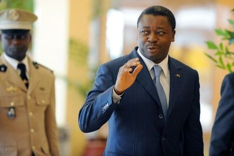 Togo : Faure Gnassingbé, l'hyper-favori | Politique au TOGO | Scoop.it