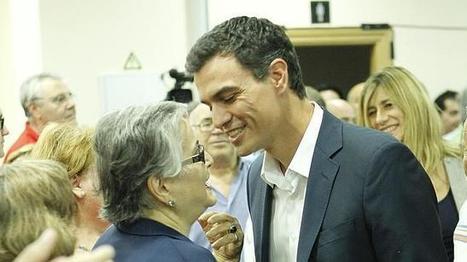 Begoña, la discreta esposa de Pedro Sánchez - abcdesevilla.es   Pedro Sánchez   Scoop.it