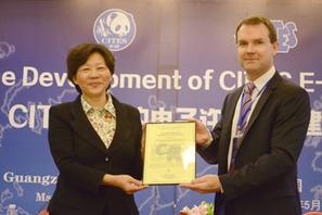 CITES Secretariat praises China for major nationwide wildlife law   Animal Research   Scoop.it