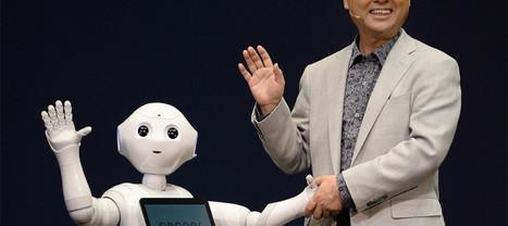 [Flash] Pepper : tous les exemplaire vendus en 1 minutes | Une nouvelle civilisation de Robots | Scoop.it