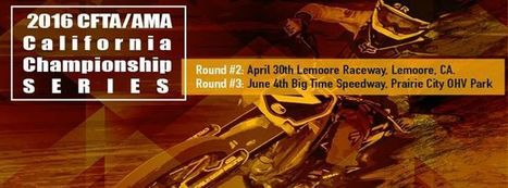 2016 CFTA/AMA CA Championship Series Round #2 | California Flat Track Association (CFTA) | Scoop.it
