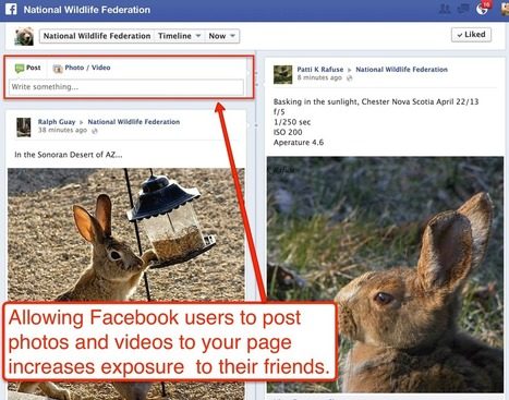 Facebook Page Tweaks That Maximize Reach | Social Media Today | SEO, SEM y Marketing Online | Scoop.it