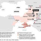 Dans l'est de l'Ukraine, l'autorité de Kiev se réduit d'heure en heure   Russie et géographie   Scoop.it
