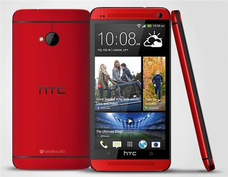 HTC One Red Version Arriving This Week In Taiwan | Hot Technology News | Scoop.it