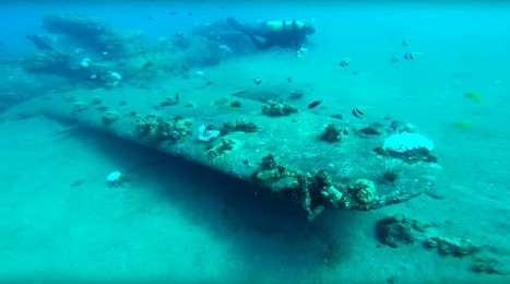 World War II Warplanes Enjoy a Second Life as Gorgeous Artificial Reefs Off Hawaii (Video) | STEM Connections | Scoop.it
