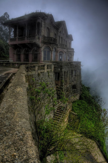 Colombia's Haunted Hotel ~ Interesting Facts You Should Know | World Facts | Scoop.it