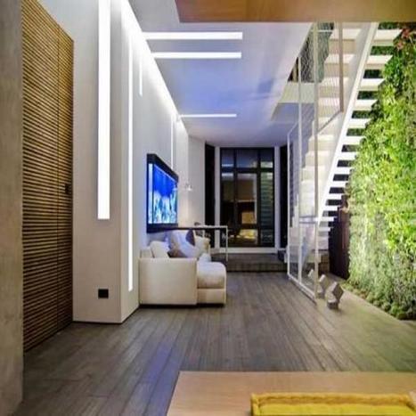 Modern Ukrainian Loft Apartment by 2B Group Studio | Architecture and Design Magazine | Scoop.it
