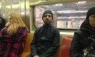 Sergey Brin tests Google Glass on New York subway | Augmented reality tools and news | Scoop.it