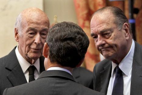 La République dépense des dizaines de millions d'euros pour ses «ex»: Valery, Jacques, Nicolas mais aussi Edith, Michel... | Chatellerault, secouez-moi, secouez-moi! | Scoop.it