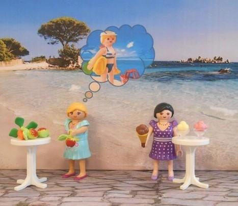 """""""L'épreuve du maillot de bain"""" ou le sexisme version Playmobil   Etre femme aujourd'hui   Scoop.it"""