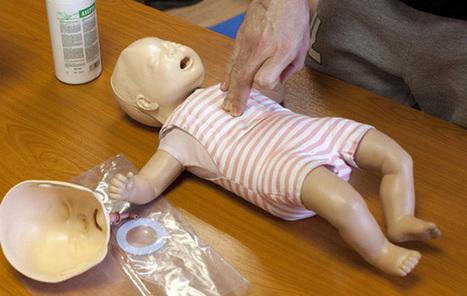 Initiation aux premiers secours enfant et nourrisson | Autour de la puériculture, des parents et leurs bébés | Scoop.it